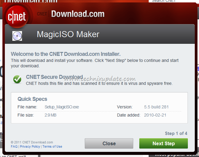 Download File From Cnet Download Website Without Cnet