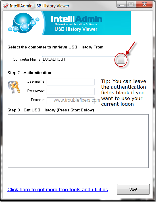 Check Whether A USB Pen or Hard Disk Drive Was Used On A