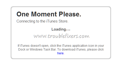 Solved] iTunes App Store App Preview Page Doesn't Load In Google