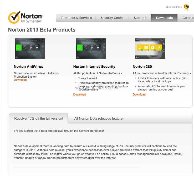 Install Free Norton Antivirus On Windows 8 | TroubleFixers