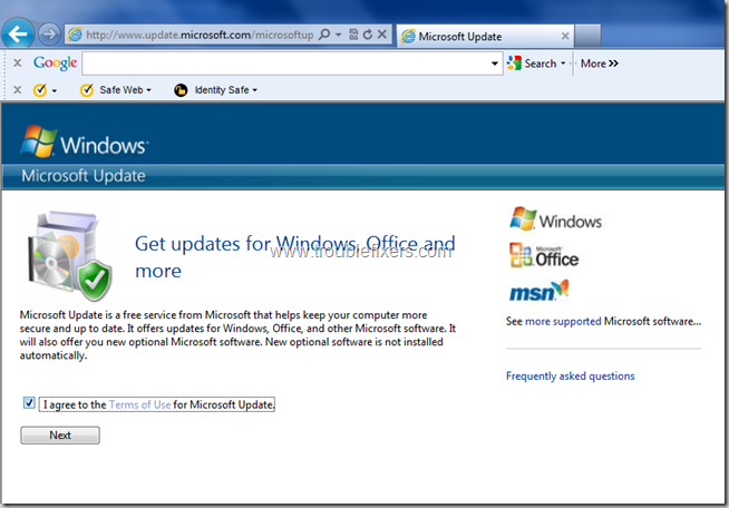Enable Disable Microsoft Office Updates In Windows Updates (11)