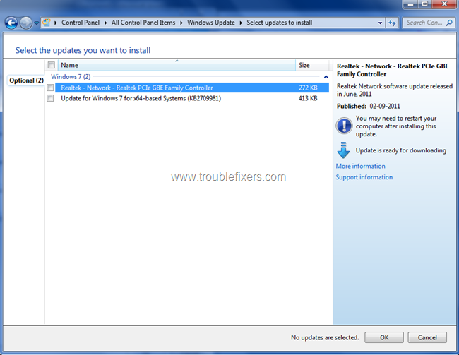 Enable Disable Microsoft Office Updates In Windows Updates (5)