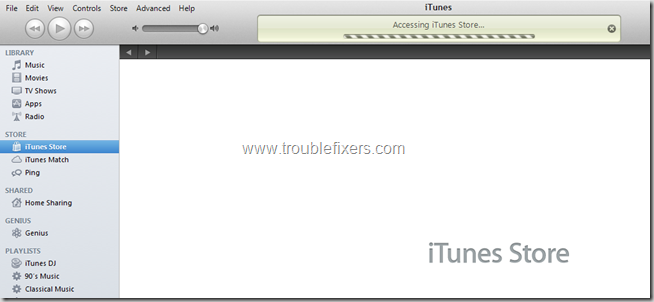 iTunes Not Connecting In Windows (6)