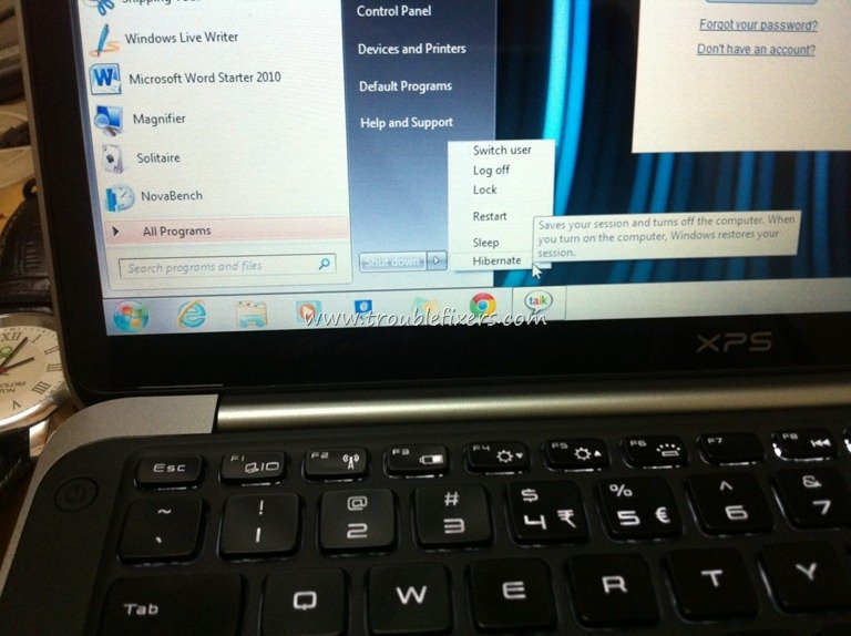 Enable Hibernation With SSD Hard Disk When System Firmware Does Not