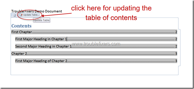Generate Table Of Content In Microsoft Office Word (11)