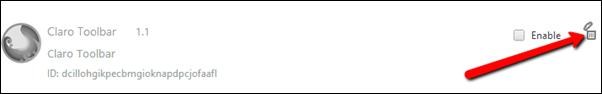 delete_claro_search_in_google_chrome_