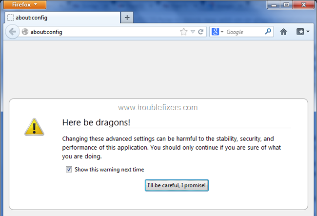 Disable Firefx Add-ons (1)