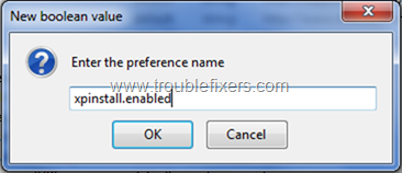Disable Firefx Add-ons (3)