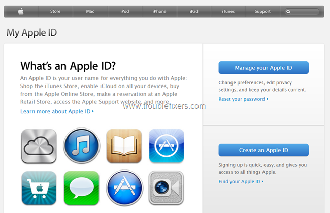 apple id post