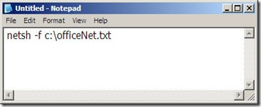 batch-file-for-office-settings