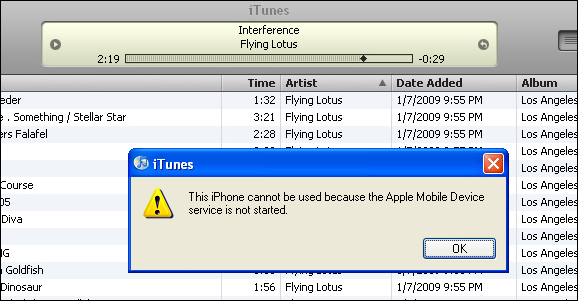 apple-device-service-not-started