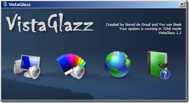 VistaGlazz-main-window