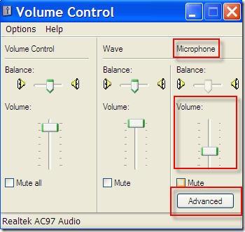 microphone-volume-control
