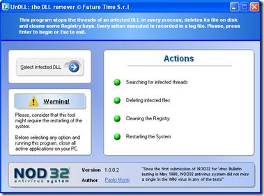 eset-undll-remove-infected-dll-on-windows
