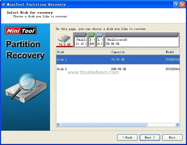 Repair, Recover Deleted, Formatted or Lost Partitions On Hard Drive