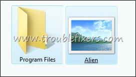 Cannot See Thumnail Preview Of Images In Windows Explorer