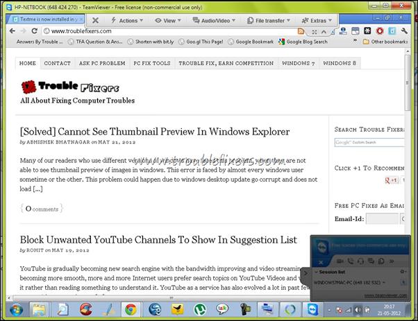 Do Remote Desktop Control On Windows 7 Starter In Unattended Mode