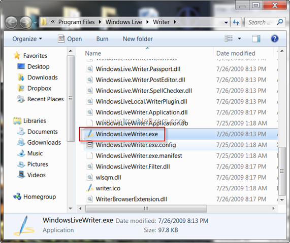 See File Location Of Running Process Files In Windows - TroubleFixers