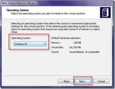 select-virtual-machine-operating-system
