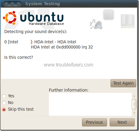 Get System Information And Test Computer Hardware In Ubuntu